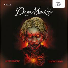 Dean Markley 2502-J5 LT 9-42 John 5 Signature