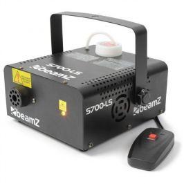 BeamZ S700-LS Smoke Machine w Laser R/G
