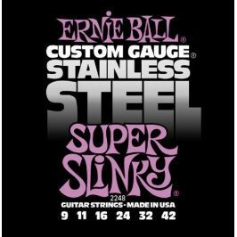 Ernie Ball 2248 Stainless Steel Super Slinky