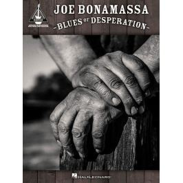 Hal Leonard Joe Bonamassa-Blues of Desperation