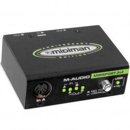 M-Audio Midisport 2 x 2 Anniversary Edition