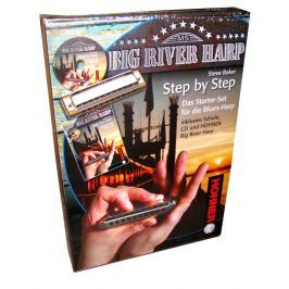 Hohner Step by Step Blues Starter Set German