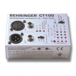 Behringer CT 100 CABLE TESTER