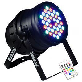 BeamZ LED PAR-64 36x3W RGBW