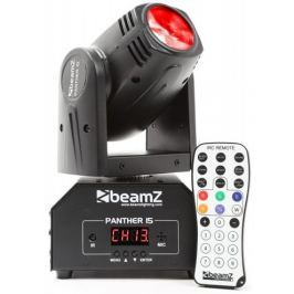 BeamZ LED Panther 15 1x10 RGBW IR DMX