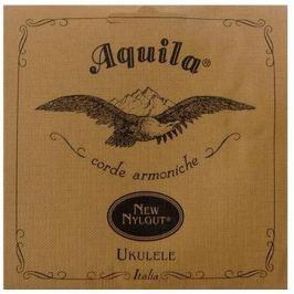 Aquila AQ U NN 4U New Nylgut Ukulele Set, GCEA Soprano, High G