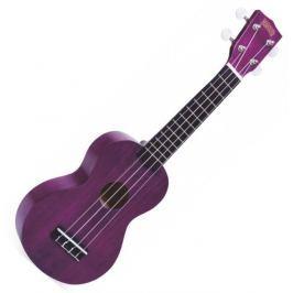 Mahalo MK1P Transparent Purple