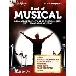 Hal Leonard Best of Musical Alto Saxophone