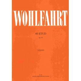 Franz Wohlfahrt 60 etud op. 45