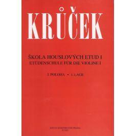 Václav Krůček Škola husľových etud I