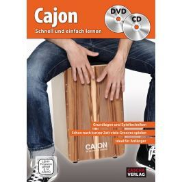 Cascha Cajon - Fast and easy way to learn (with CD and DVD)
