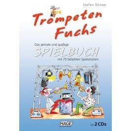 HAGE Musikverlag Trumpet Fox Songbook with 2 CDs German