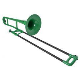 pBone Trombone Green