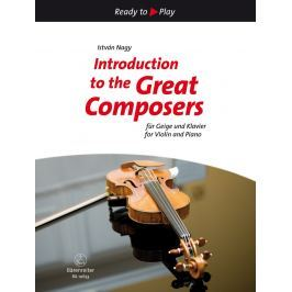 Bärenreiter Indroduction to the Great Composers for Violin and Piano