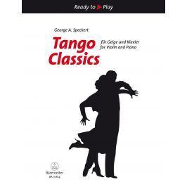 Bärenreiter Tango Classic for Violin and Piano