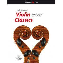 Bärenreiter Violin Classic for 2 Violins