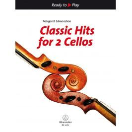 Bärenreiter Classic Hits for 2 Cellos