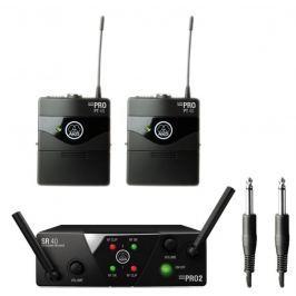 AKG WMS40 Mini2 Instrumental Dual US45A/C