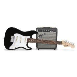 Fender Squier Strat Pack SSS Black