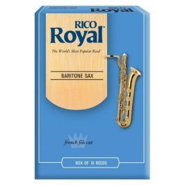 Rico RLB1025 Royal - Bari Sax 2.5 - 10 Box