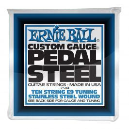Ernie Ball Pedal Steel Stainless Steel Wound 10-String E9 Tunning