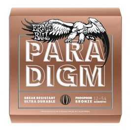Ernie Ball 2076 Paradigm Med Light Phosphor Bronze Acoustic