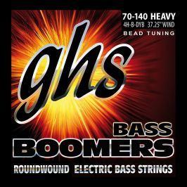 GHS 4H-B-DYB BEAD Tuned Bass Boomers Heavy