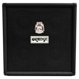 Orange OBC 410 Speaker Cab Black