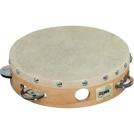 GEWA 841305 Tambourine Traditional with Shells 8''