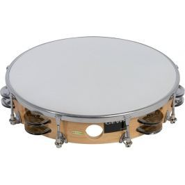 GEWA 841350 Tambourine Traditional with Shells 10''
