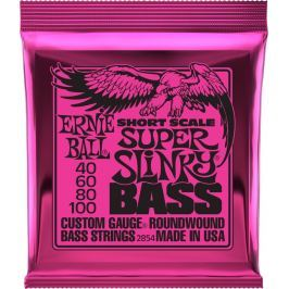 Ernie Ball 2854 Short Scale Super Slinky Bass