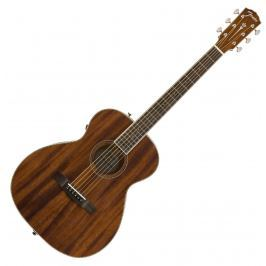 Fender PM-TE Travel All-Mahogany Natural