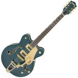 Gretsch G5422TG Electromatic Double-cut Hollow Body with Bigsby Cadillac Green