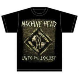 Rock Off Machine Head Locust Diamond Tonefield Mens T Shirt: L