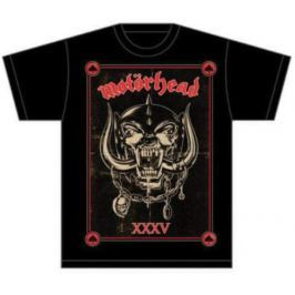 Rock Off Motorhead Anniversary (Propaganda) Mens T Shirt: L