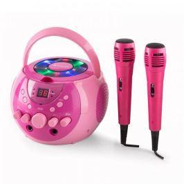 Auna SingSing Pink