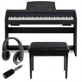 Casio PX760 Black Set
