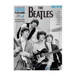 Hal Leonard Guitar Play-Along Volume 25: The Beatles