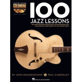 Hal Leonard John Heussenstamm/Paul Silbergleit: 100 Jazz Lessons