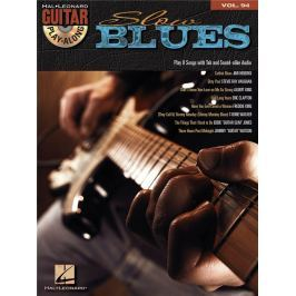 Hal Leonard Guitar Play-Along Volume 94: Slow Blues