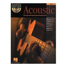 Hal Leonard Guitar Play-Along Volume 2: Acoustic