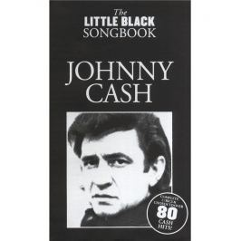 Music Sales The Little Black Songbook: Johnny Cash