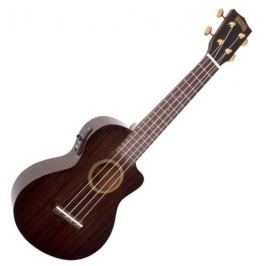 Mahalo Electric-Acoustic Concert Ukulele Trans. Black (B-Stock) #907209