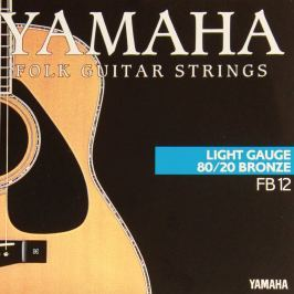 Yamaha FB12 Bronze Light