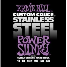 Ernie Ball 2245 Stainless Steel Power Slinky