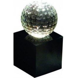 JS Int Crystal Golf Ball Trophy