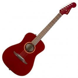 Fender Malibu Classic Hot Rod Red Metallic w/bag