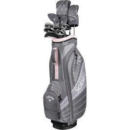 Callaway Solaire 18 Chry Blsm 11Pc Dom RH