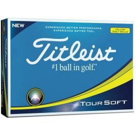 Titleist Tour Yellow