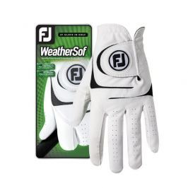 Footjoy Weathersof MRH White L